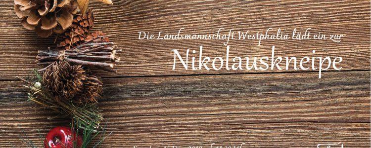 Einladungskarte der L! Westphalia 2018